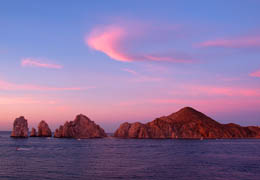 Cabo El Arco Sunset