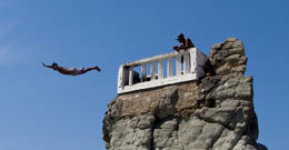 Malecon / Cliff Divers